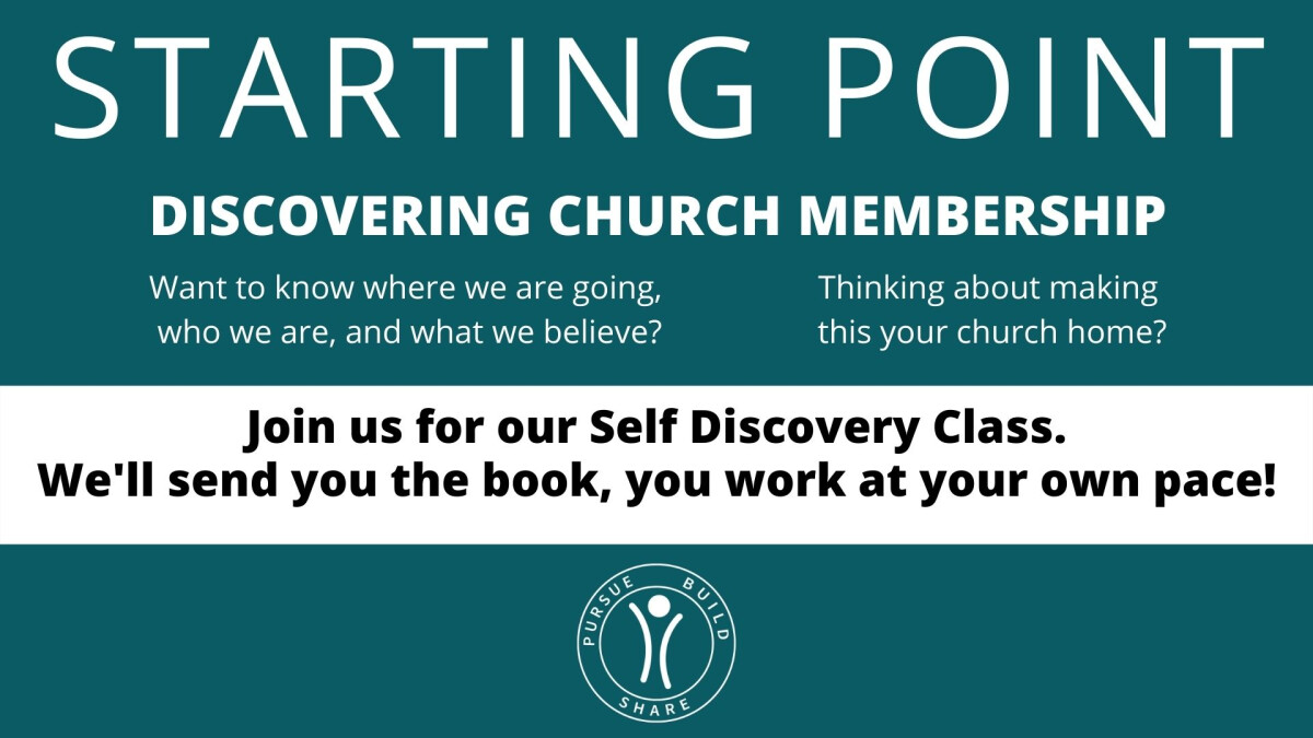 Starting Point Self Discovery Class